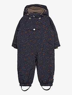 Wisti Snowsuit, M - vinterdress - blue nights