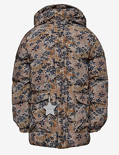 Wencka Jacket, K - vinterjakke - satellite