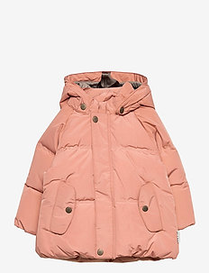 Woody Jacket, M - dunjakker & forede jakker - cameo rose brown