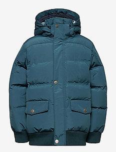 Wotan Jacket, K - puffer & padded - stargazer blue