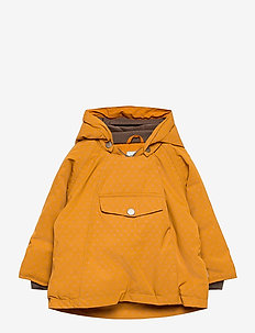 Wang Jacket, M - jassen - buckthorn brown