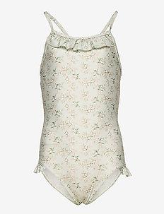 Gritt Swimsuit, K - swimsuits - pale aqua