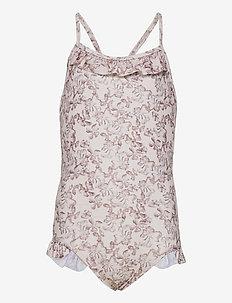 Gritt Swimsuit, K - swimsuits - shell rose