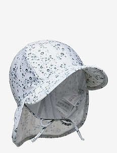 Gustas Hat, B - sun hats - sky grey