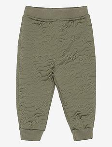 Daris Pants, M - coveralls - deep green