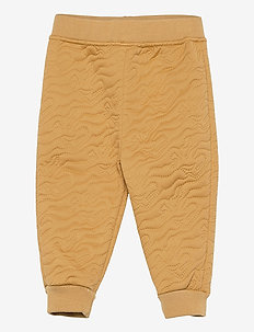 Daris Pants, M - coveralls - honey yellow