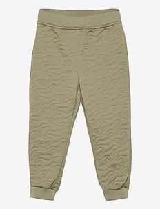 Daris Pants, K - coveralls - deep green
