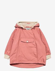 Wai Fleece Jacket, M - shell jackets - canyon rose