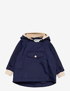 Wai Fleece Jacket, M - shell jassen - maritime blue