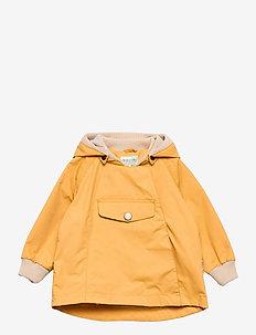 Wai Fleece Jacket, M - shell jackets - waxed honey