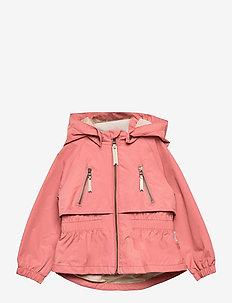 Algea Jacket, K - shell jassen - canyon rose