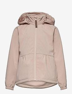 Briddi Jacket, MK - shell jassen - rose dust