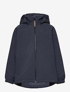 Aden Jacket, MK - shell jackets - ombre blue