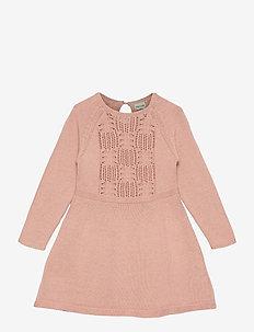 Aliena Dress, K - dresses & skirts - rose dust