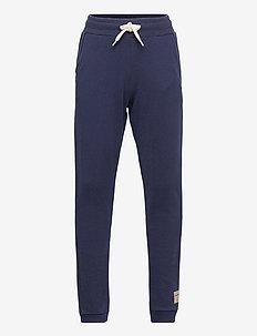 Even pants, K - sweatpants - maritime blue