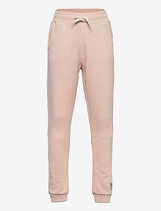 Even pants, K - sweatpants - rose dust