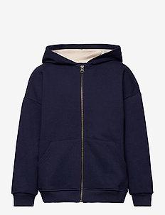 Alfi Zip Hoodie, K - sweatshirts & hoodies - maritime blue