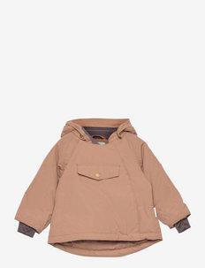 Wang Jacket, M - winterjas - acorn brown