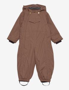 Wisti Suit, M - snowsuit - acorn brown
