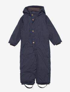Wanni Snowsuit, K - snowsuit - blue nights