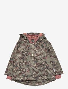 Wang Jacket, M - winterjacke - agave green