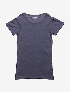 Ellamarie T-shirt, MK - kortærmede - mood indigo