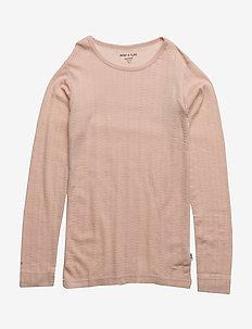 Eddy T-shirt, MK - langærmede t-shirts - rose dust
