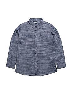 James, K Shirt - NIGHTSHADOW BLUE