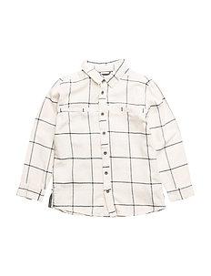 James, K Shirt LS - ASPHALT GREY