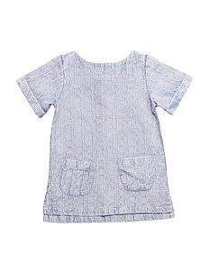 Aura, K Dress SS - ASHLEY BLUE