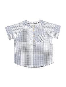 Alton, BK Shirt SS - STONE WASH