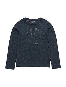 Bernard, MK T-Shirt LS - BLUE WING TEAL