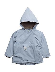 Wang, M Jacket - BLUE FOG