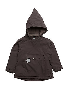 Wang, M Jacket - DARK COFFEE