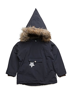 Wang Faux Fur, M Jacket - BLUE NIGHTS