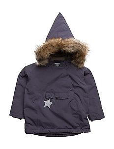 Wang Faux Fur, M Jacket - STONE LILLA