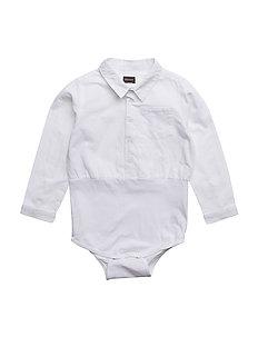 Laur Shirt-Body, B - WHITE