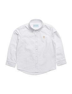 Nørregaard Shirt, K - WHITE