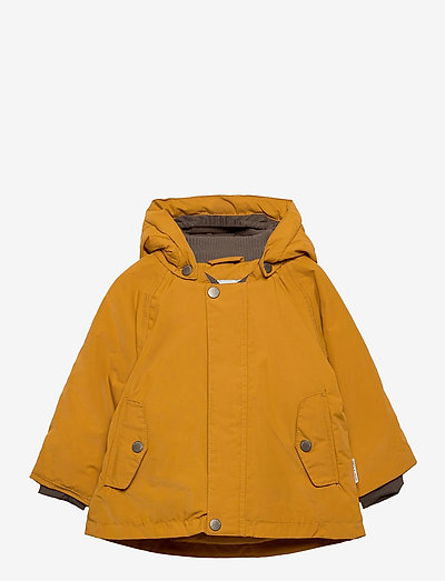 Wally Jacket, M - winter jacket - buckthorn brown