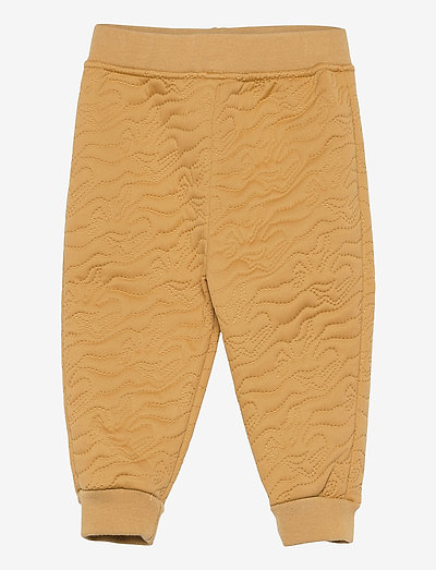 Daris Pants, M - overall - honey yellow