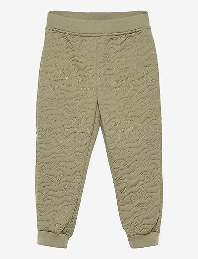 Daris Pants, K - overall - deep green