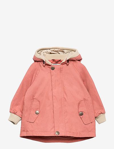 Wally Jacket, M - shell jackets - canyon rose