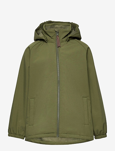 Aden Jacket, MK - shell jackets - olivine green