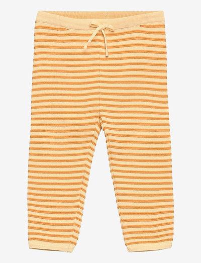 Tilda Pants, B - trousers - apricot gelato