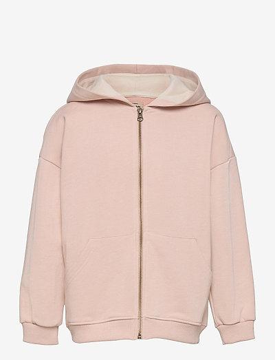 Alfi Zip Hoodie, K - hoodies - rose dust