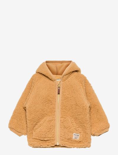 Liff Jacket, M - fleece jacket - sweet curry