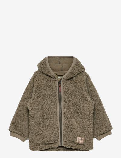 Liff Jacket, M - fleece jacket - vert
