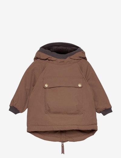 Baby Wen Anorak, M - parkas - acorn brown