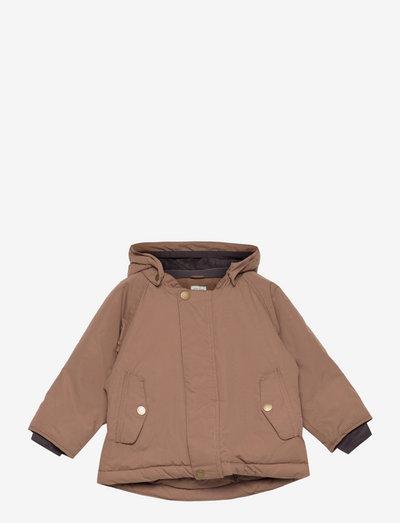 Wally Jacket, M - winter jacket - acorn brown