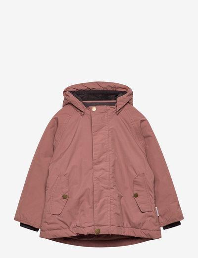 Wally Jacket, M - winter jacket - wood rose